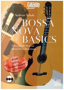 Andreas Schulz - Bossa Nova Basics