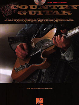 Michael Hawley - Red Hot Country Guitar