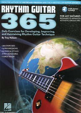 Troy Nelson - Rhythm Guitar 365