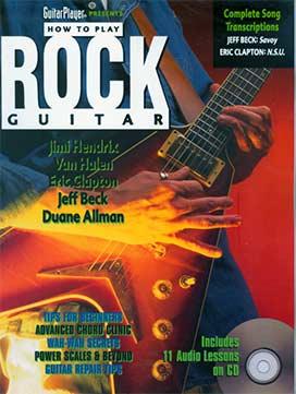 guitar player how to play rock guitar