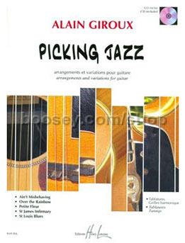 Alain Giroux - Picking Jazz