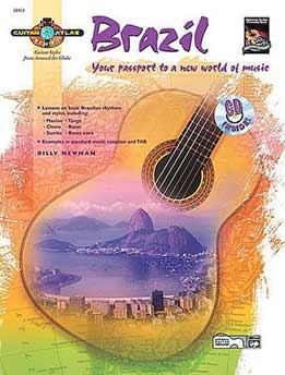 Billy Newman - Guitar Atlas Brazil