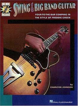 Charlton Johnson - Swing & Big Band Guitar