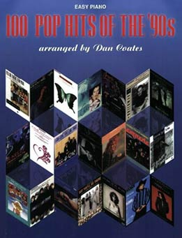 Dan Coates - 100 Pop Hits Of The '90s
