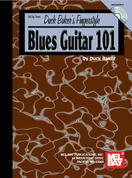 Duck Baker - Fingerstyle Blues Guitar 101