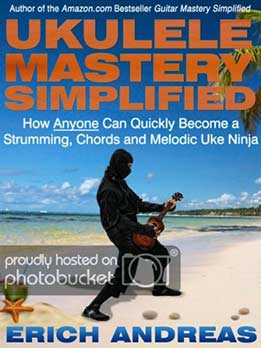 Erich Andreas - Ukulele Mastery Simplified