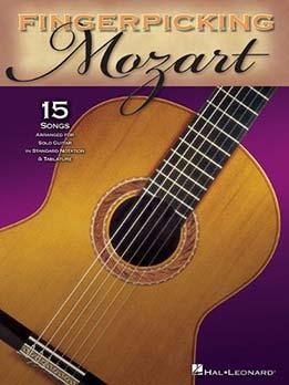 Fingerpicking Mozart