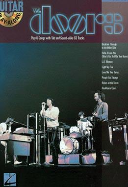 Guitar Play Along Vol. 65 - The Doors