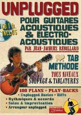 JJ Rebillard - Unplugged