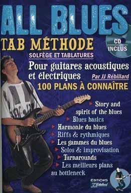 JJ Rebillard - All Blues Methode