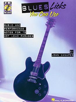 John Ganapes - Blues Licks You Can Use