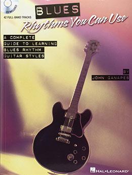 John Ganapes - Blues Rhythms You Can Use