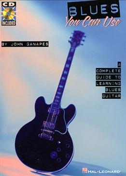 John Ganapes - Blues You Can Use