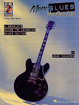 John Ganapes - More Blues You Can Use