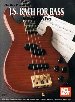 Josquin Des Pres - Bach For Bass