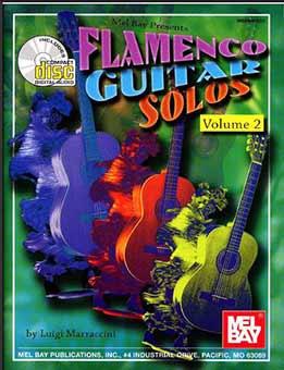 Luigi Marraccini - Flamenco Guitar Solos - Vol. 2