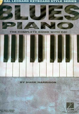 Mark Harrison - Blues Piano