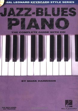 Mark Harrison - Jazz-Blues Piano