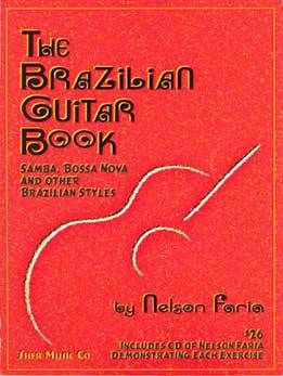 Nelson Faria - The Brazilian Guitar Book