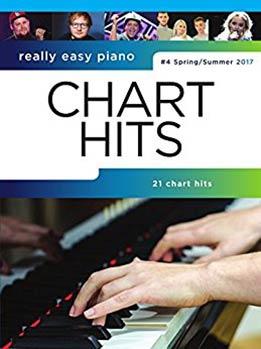 Really Easy Piano - Chart Hits