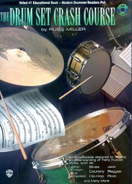 Russ Miller - The Drum Set Crash Course