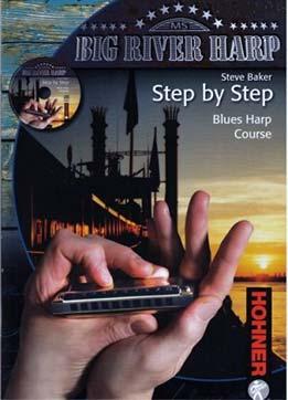 Steve Baker - Big River Harp