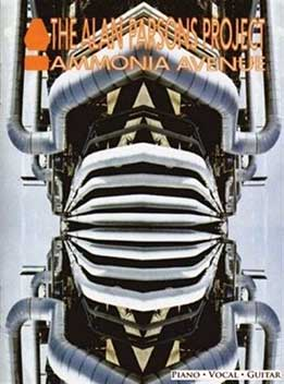 The Alan Parsons Project - Ammonia Avenue (Piano, Vocal, Guitar Soundbook)