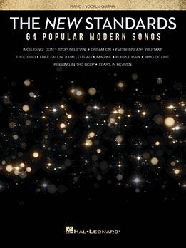The New Standards - 64 Popular Modern Songs