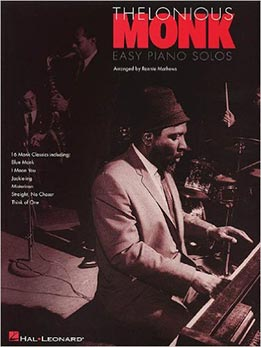 Thelonious Monk - Easy Piano Solos