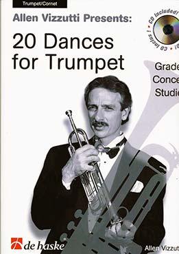 Allen Vizzutti - 20 Danses For Trumpet