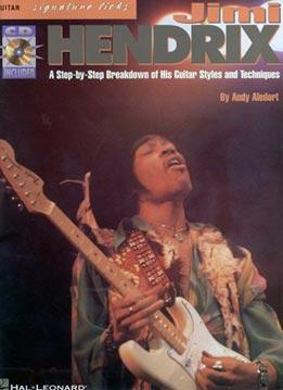 Andy Aledort - Jimi Hendrix