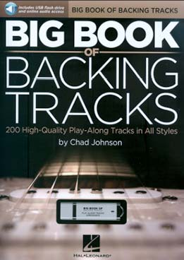 Chad Johnson - Big Book Of Backing Tracks