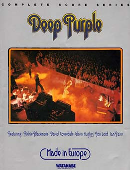 Deep Purple - Made in Europe - 1976
