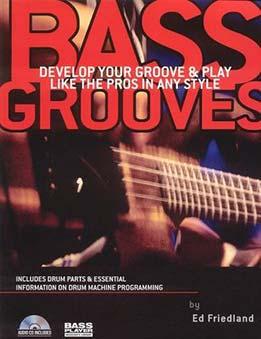 Ed Friedland - Bass Grooves