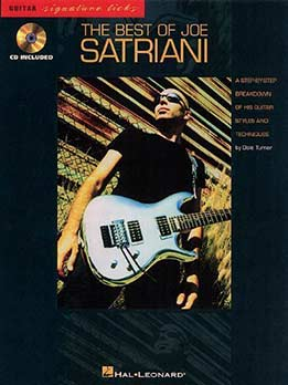 Joe Satriani - The Best Of Joe Satriani