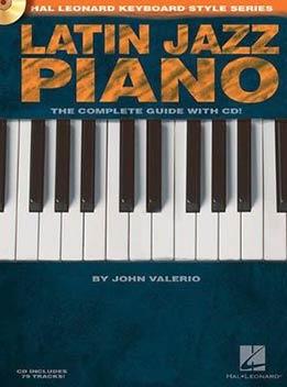 John Valerio - Latin Jazz Piano