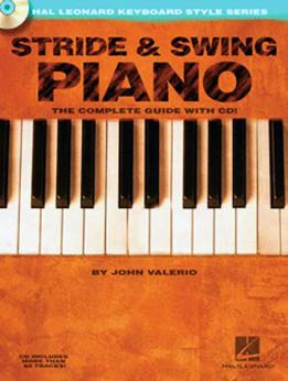John Valerio - Stride & Swing Piano