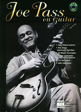 Kenn Chipkin - Joe Pass On Guitar