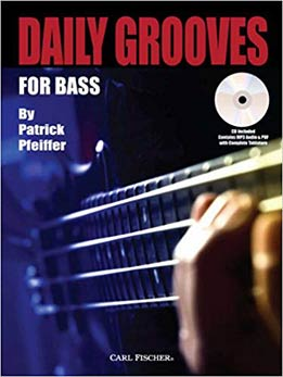 Patrick Pfeiffer - Daily Grooves For Bass
