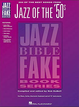 Rod Budoff - Jazz Bible - Best Of 50s