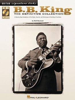 Wolf Marshall - B.B. King - The Definitive Collection