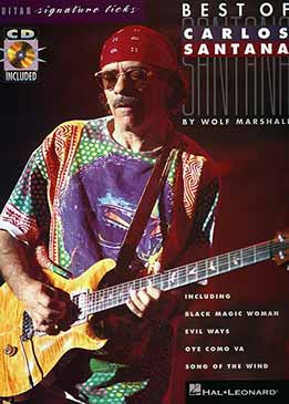 Wolf Marshall - Best Of Carlos Santana