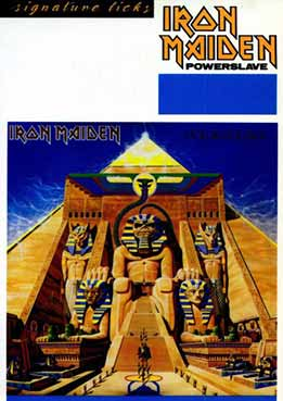 Wolf Marshall - Iron Maiden - Powerslave