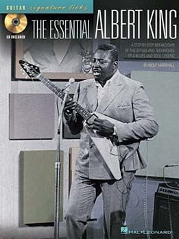 Wolf Marshall - The Essential Albert King