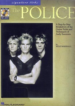 Wolf Marshall - The Police
