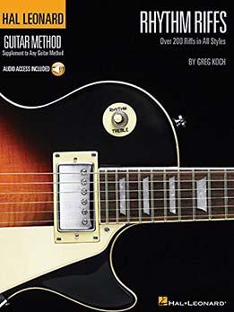 Greg Koch - Rhythm Riffs. Over 200 Riffs In All Styles
