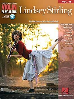 Lindsey Stirling - Violin Play-Along Vol. 35