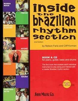 Nelson Faria, Cliff Korman - Inside The Brazilian Rhythm Section