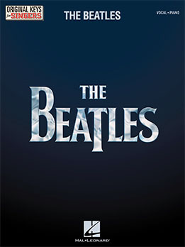 The Beatles - Original Keys For Singers, Vocal - Piano