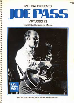 Alan de Maus - Joe Pass - Virtuoso #3